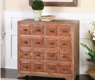 Click to View All Accent Chests