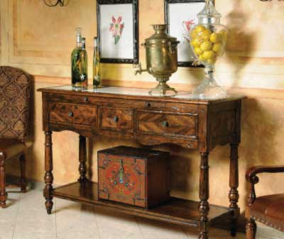 Click to View All Entry, Console, and Sofa Tables