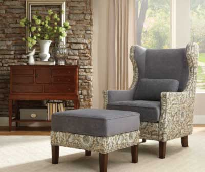 Click to View All Upholstered Chairs