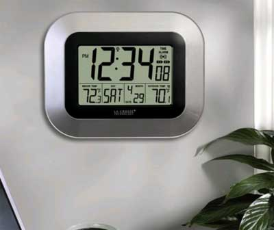 Click to View All Atomic/Auto Set Clocks