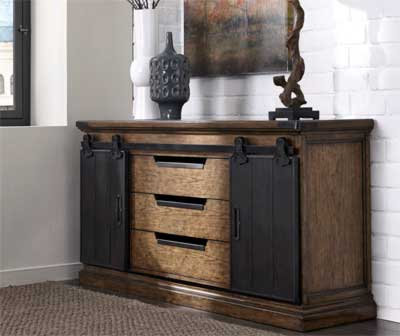 Click to View All Buffet Tables and Hutch Furniture