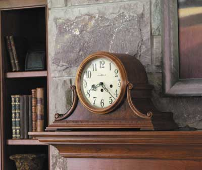 Click to View All Chiming Mantel Clocks