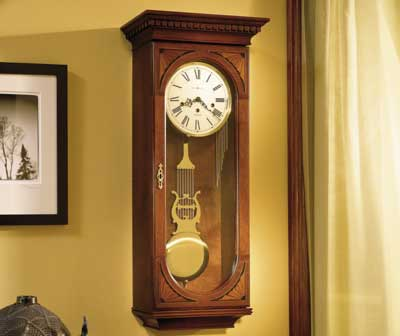 Click to View All Chiming Wall Clocks