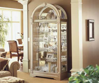Click to View All Curio Cabinets