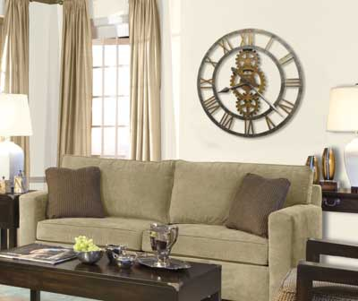 Click to View All Designer Clocks