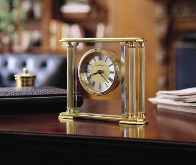 Click to View All Desk/Table Clocks
