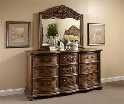 Click to View All Dresser and Chests