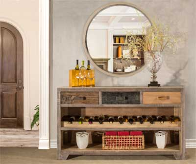 Click to View All Entryway and Console