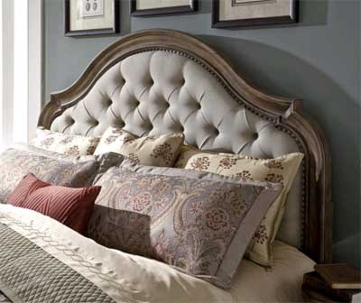 Click to View All Headboards