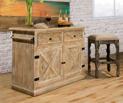 Click to View All Kitchen Islands