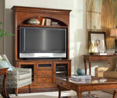 Click to View All Entertainment Centers