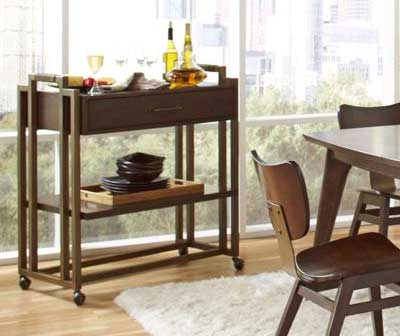 Click to View All Serving Cart Furniture