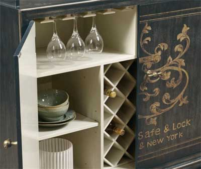 Click to View All Wine Racks Furniture