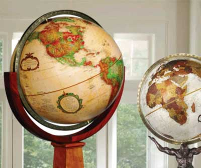 Click to View All Globes