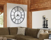 Click to View All Oversized Wall Clocks