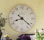 Click to View All Antique Looking Clocks