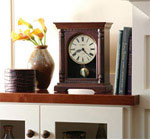 Click to View All Mantel Clocks