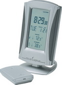 Jefferson Wireless Weather Station Radio Control Alarm Clock - RCA5056