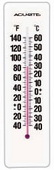 Stockport 11 1/2in Heavy Duty Aluminum Thermometer (Indoor or Outdoor) - UCN5587