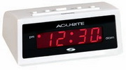 Suzanne Set & Forget Alarm Clock Plug-In & Battery Back-up - UCN5617