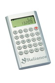 Walnute Silver Calculator Plus - RCA5096