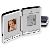 Berkshire Global Atomic Clock & Digital Photo Frame - RCA5100