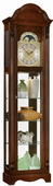 Ridgeway Clarksburg Deluxe Grandfather Clock Quartz (Made in USA) - CRW3020