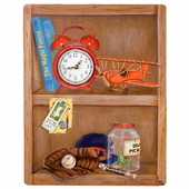 PLS Abigail Wall Clock - PLS5141