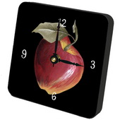 PLS Austin Apple Desktop Clock - PLS5435