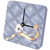 PLS  It's a Boy - Desktop Clock - PLS5264