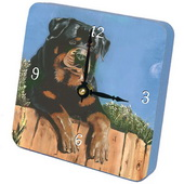 PLS Isaiah Rotty Desktop Clock - PLS5273
