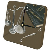 PLS Jack Desktop Clock - PLS5318
