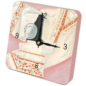 PLS  Her Tallit Desktop Clock - PLS5396