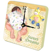 PLS Jaden Sweet Dreams Desktop Clock - PLS5303