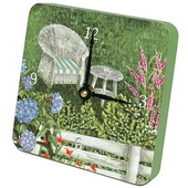 PLS Daniela Garden Desktop Clock - PLS5432