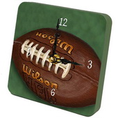 PLS Diego Football Desktop Clock - PLS5420