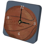 PLS Brandon Basketball Desktop Clock - PLS5369
