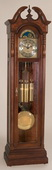 Ridgeway Triple Chiming Grandfather Clock - CRW3107