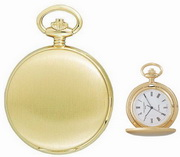 Charles Hubert Classic Pocket Watch Quartz - DCH5260