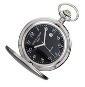 Charles Hubert Premium Pocket Watch Quartz - DCH5128