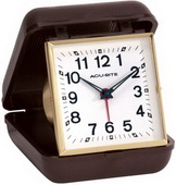 Newcastle Keywound Alarm Clock - UCN5437