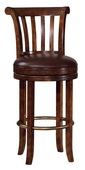 Howard Miller CHM1702 Ithaca Deluxe Hampton Cherry Ithaca Bar Stool