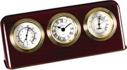 Devon Weather Station Desk Clock - RCA5174