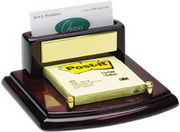 Slough Business Card & Post-It Holder - RCA5198