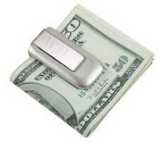 Tiffany Money Clip With Light - RCA5404