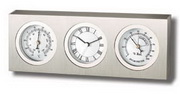 Darwen Weather Station Desk Clock - RCA5438