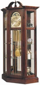 Ridgeway Chiming Grandfather Clock - CRW3389
