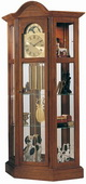Ridgeway Richardson ll Oak Chiming Grandfather Clock (Made in USA) - CRW3392