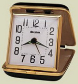 Bulova Reliable II Table Top Clock - GTB6296