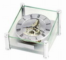 Aqua Pear GTB6448 Deluxe Tabletop Clock by Bulova